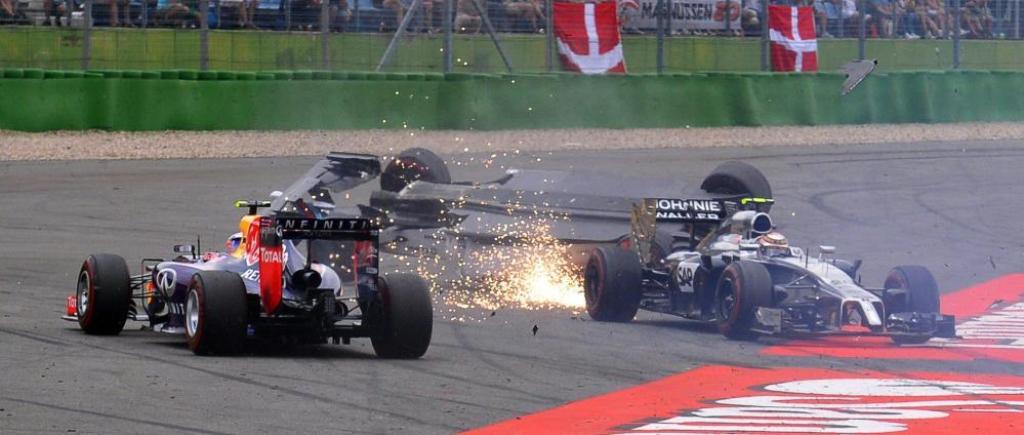 GP Germania F1 2014, gara: Rosberg vince davanti a Bottas, Hamilton 3°