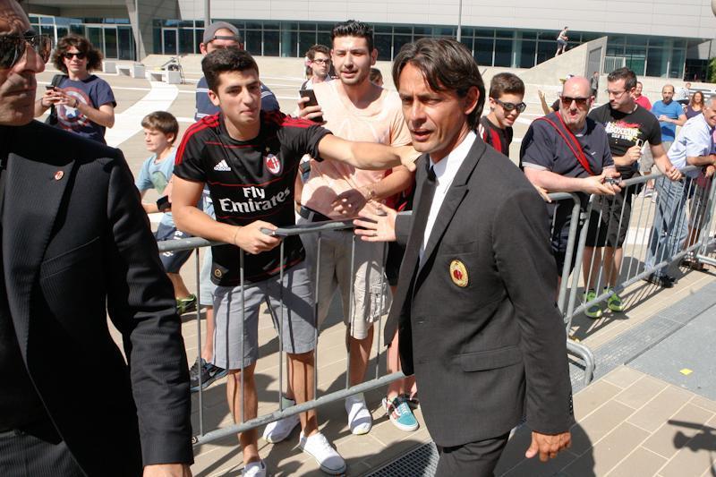 Milan vs Olympiakos 0-3: disastroso debutto per Inzaghi