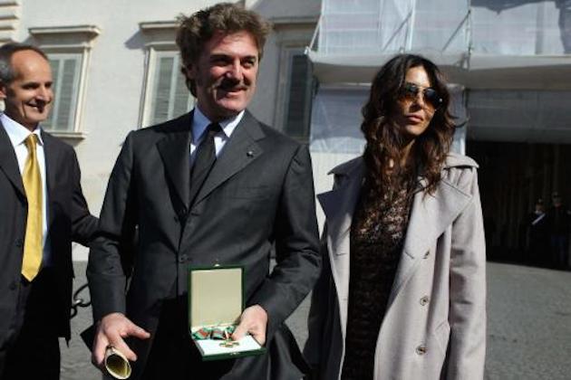 Sabrina Ferilli e Flavio Cattaneo 150x150