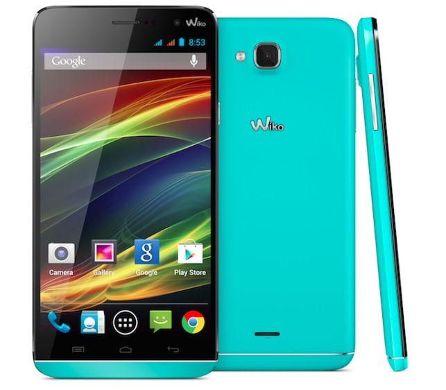 Wiko Slide: il phablet low-cost