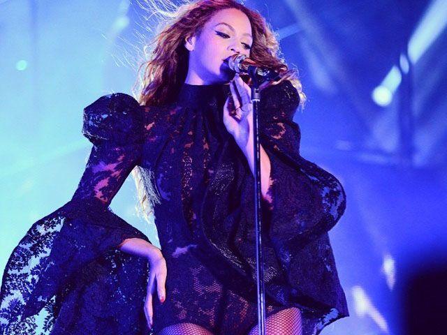 Beyoncé colonna sonora Cinquanta sfumature di grigio