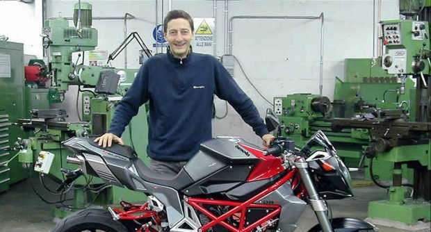 Morto Sergio Robbiano: designer Ducati, Bimota e Cagiva