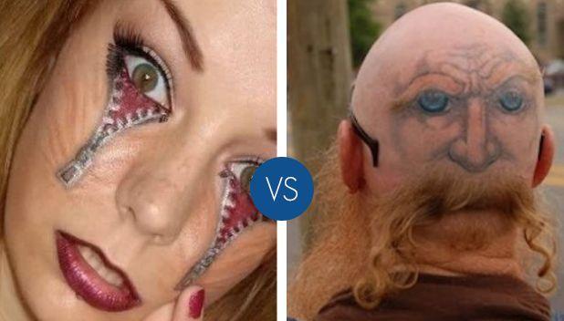 Tatuaggi più brutti: vota il peggiore