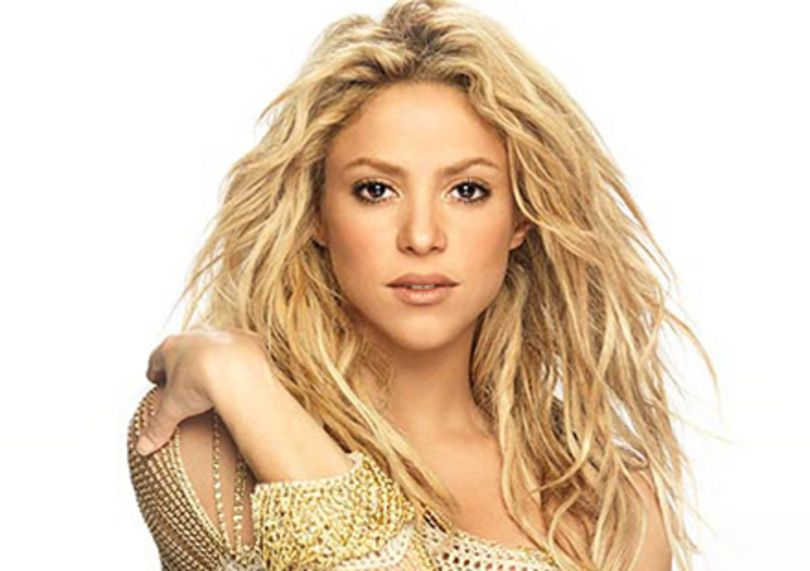 Shakira ai Mondiali 2014