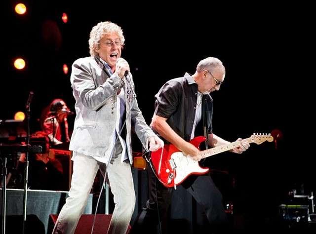 The Who tour 2014