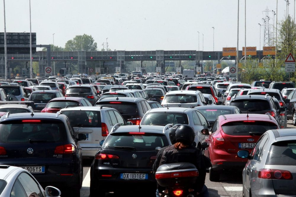 Traffico Autostrade: solo un bollino nero per l'estate 2014