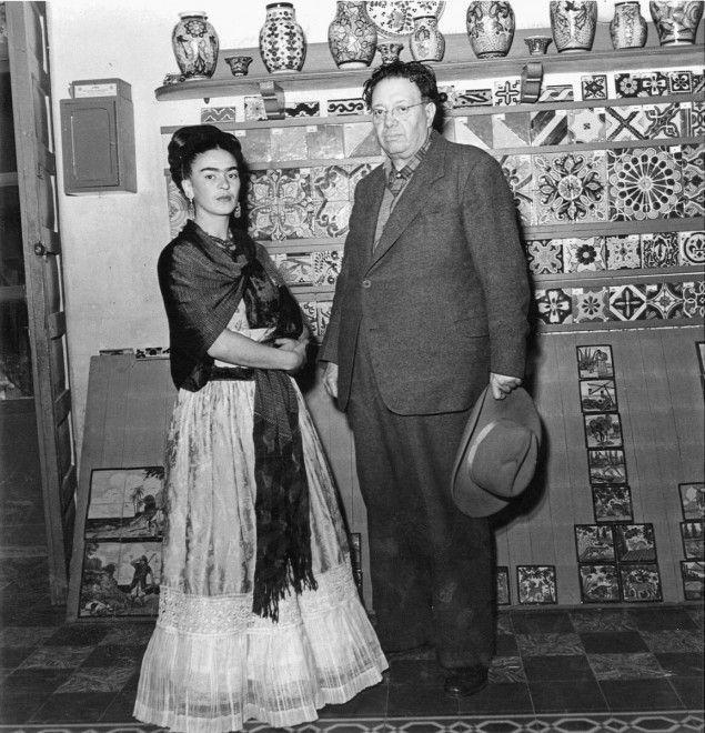 Mostra 'Frida y Diego' a Milano: una storia d'amore e tradimenti negli scatti di Leo Matiz