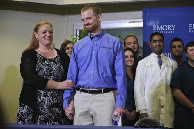 Ebola, guarito medico americano grazie a siero sperimentale
