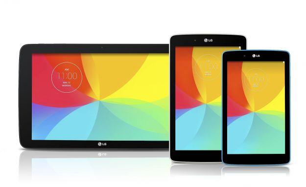 Tablet LG G Pad: le migliori alternative a iPad?