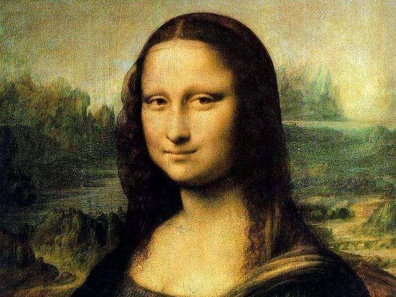 Monnalisa, Leonardo da Vinci