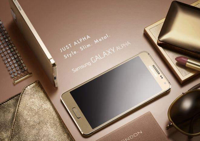 Samsung Galaxy Alpha ufficiale: metallico e un po' deludente