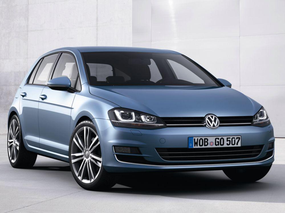 Le 10 auto più vendute in Europa