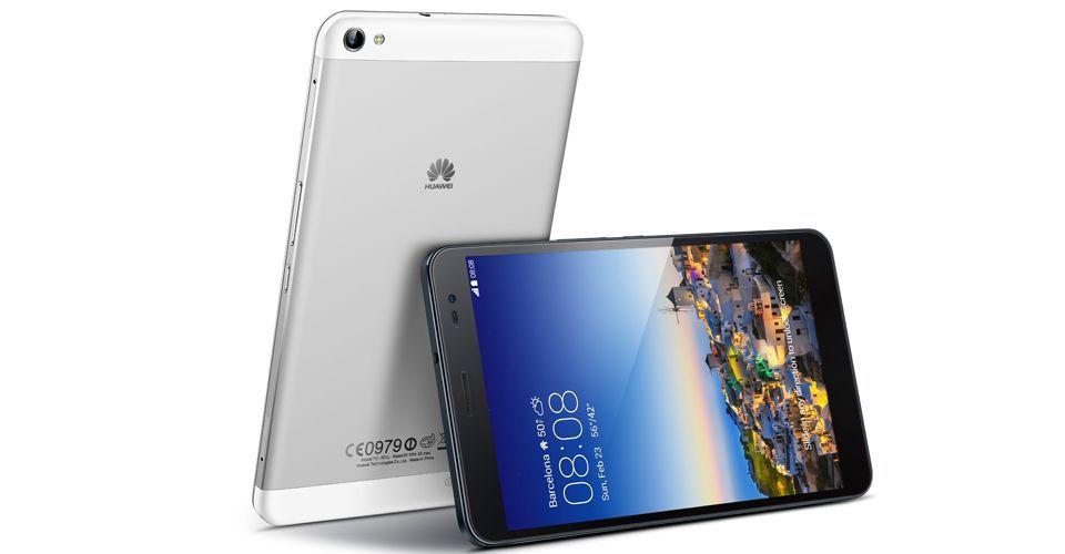 Huawei Mediapad X1: il phablet più abbondante