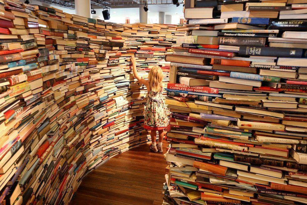 I libri più venduti della settimana: la classifica dal 25 agosto all'1 settembre 2014