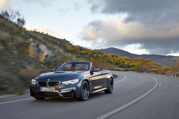 Nuova BMW M4 Cabrio: prezzo, motori e scheda tecnica