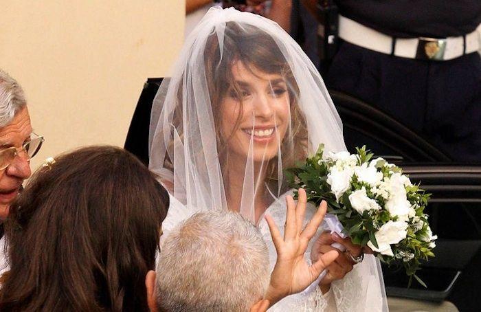 Elisabetta Canalis nozze