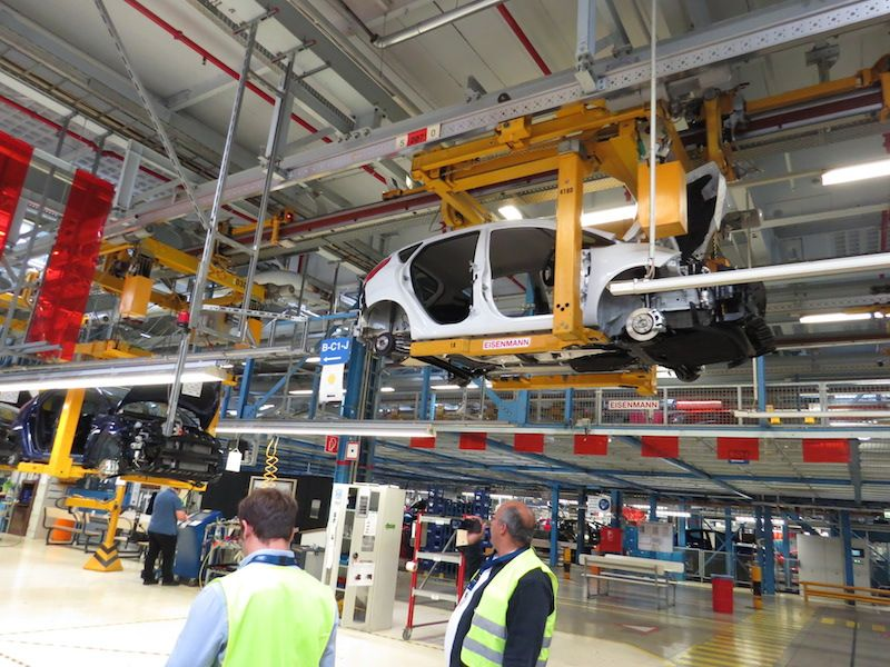 Una Ford Fiesta ogni 40 secondi nello stabilimento hitech a Colonia