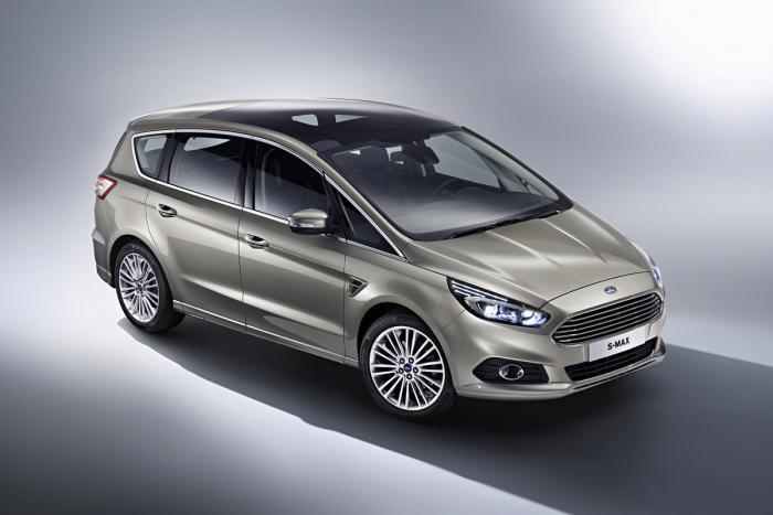 Ford S-MAX 2015: prezzi e scheda tecnica