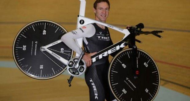 Ciclismo: Jens Voigt segna il nuovo record dell'ora, 51,115km