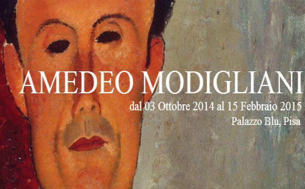 Mostra Amedeo Modigliani a Pisa: dal 3 ottobre Palazzo Blu ospita i capolavori del grande artista livornese
