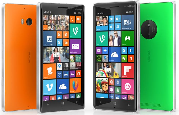 Nokia Lumia 735 e 830 in Italia: le caratteristiche e il prezzo