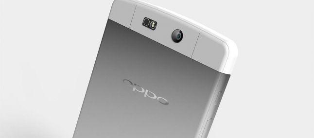 Oppo N3: il selfie phone con fotocamera rotante