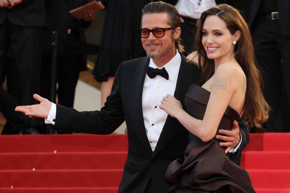 Angelina Jolie e Brad Pitt sono sposati: i segreti del loro contratto prematrimoniale