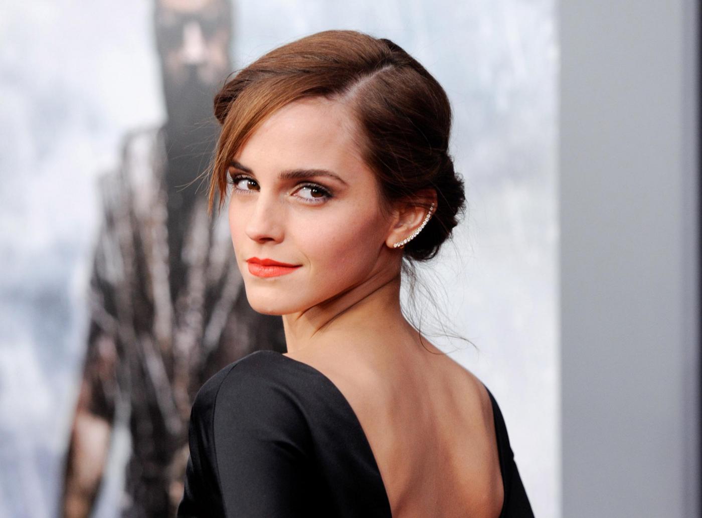 Emma Watson minacciata dagli hacker dopo il suo discorso alla conferenza ONU