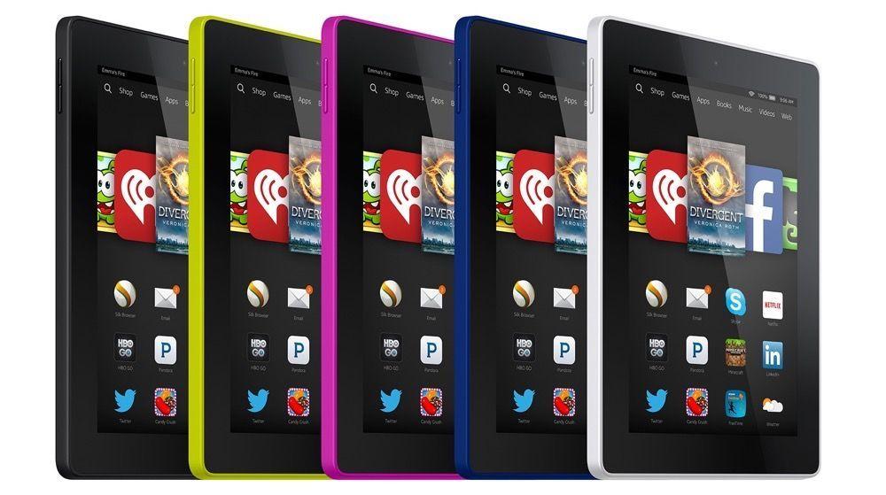 Amazon Kindle HD 6 e 7 e Kids Edition: i nuovi tablet low-cost