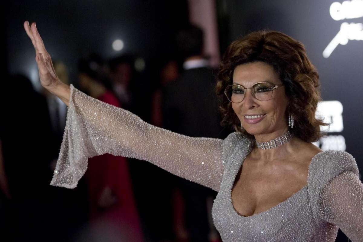 Sophia Loren 80 anni