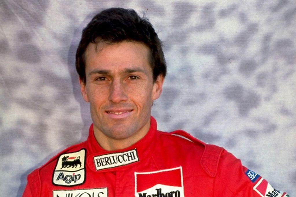 Andrea De Cesaris morto in un incidente stradale