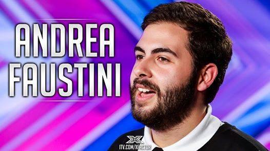 Andrea Faustini a X Factor UK convince i giudici: il successo dopo Ti lascio una canzone
