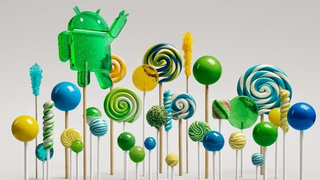 Android 5.0 Lollipop in arrivo sugli smartphone Nexus e topclass