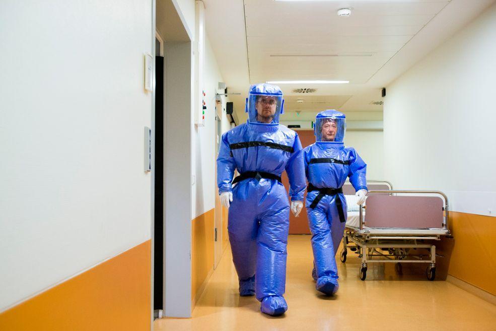 Ebola, morto in Germania il dipendente Onu