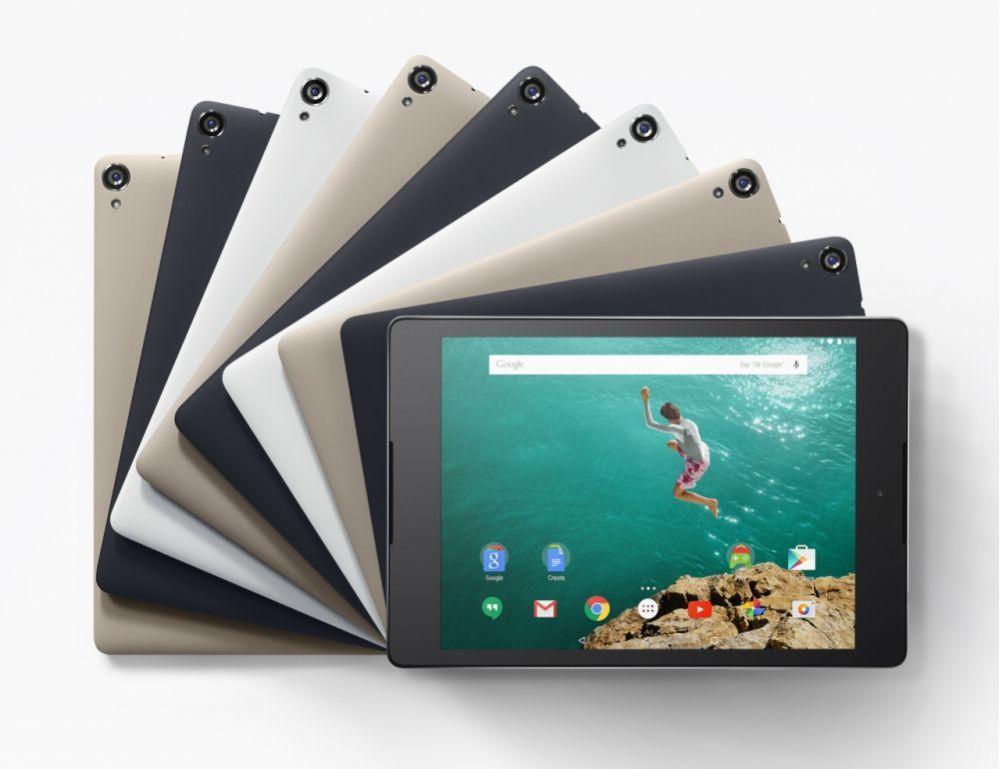 Nexus 9 disponibile per l'Italia: scheda e prezzo del tablet