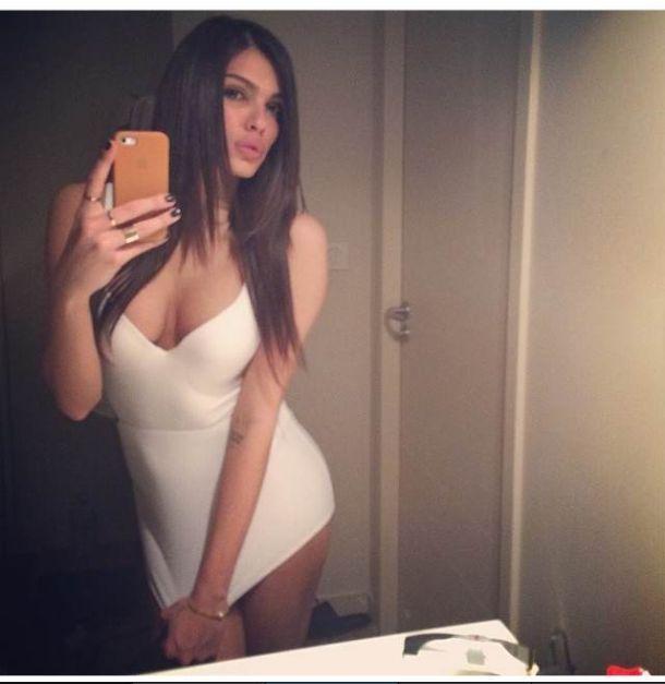 Jovana Svonja, la ragazza di Filip Djordjevic