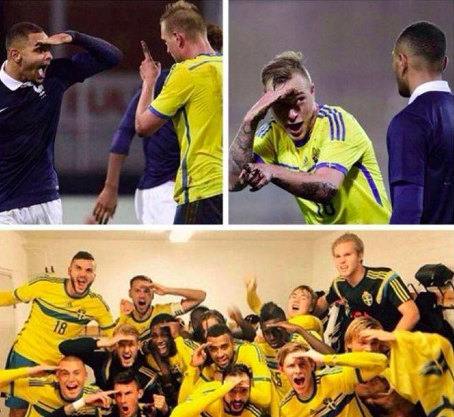 Layvin Kurzawa e la figuraccia in Francia vs Svezia U21