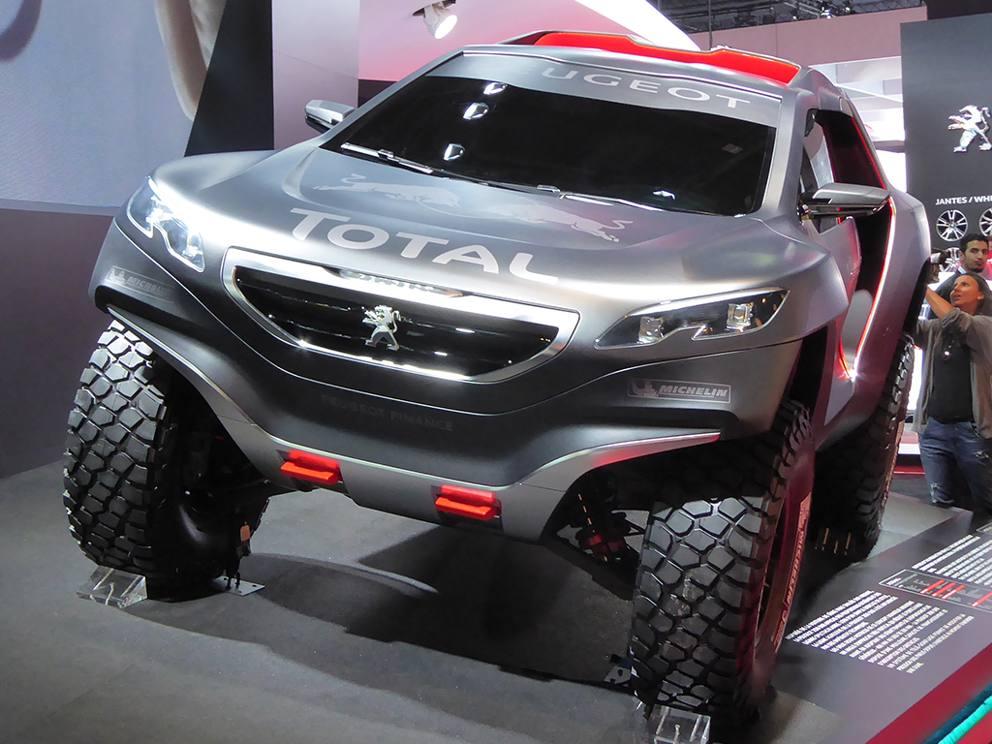 Salone di Parigi 2014: supercar e concept car a confronto [FOTO]