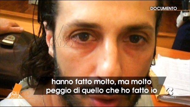 Fabrizio Corona a Quarto Grado: 'Chi comanda ha fatto peggio di me'