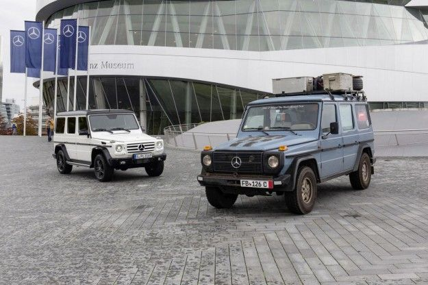 Mercedes Classe G Edition 35: prezzi e scheda tecnica