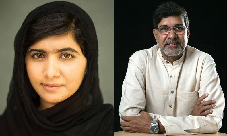 Premio Nobel per la Pace 2014 a Malala Yousafzai e Kailash Satyarthi
