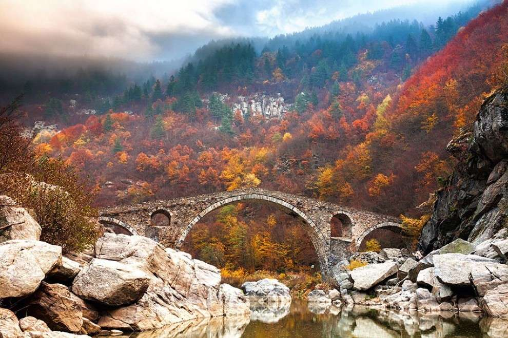 ponte del diavolo in bulgaria