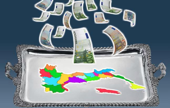 Scandalo Rimborsopoli, quanto ci costano le Regioni tra spese folli e scandali