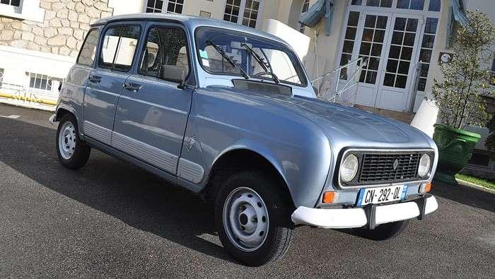 Renault 4, un mito da oltre 8 milioni di esemplari