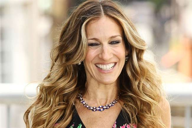 Sarah Jessica Parker a Roma per All Roads Lead to Rome