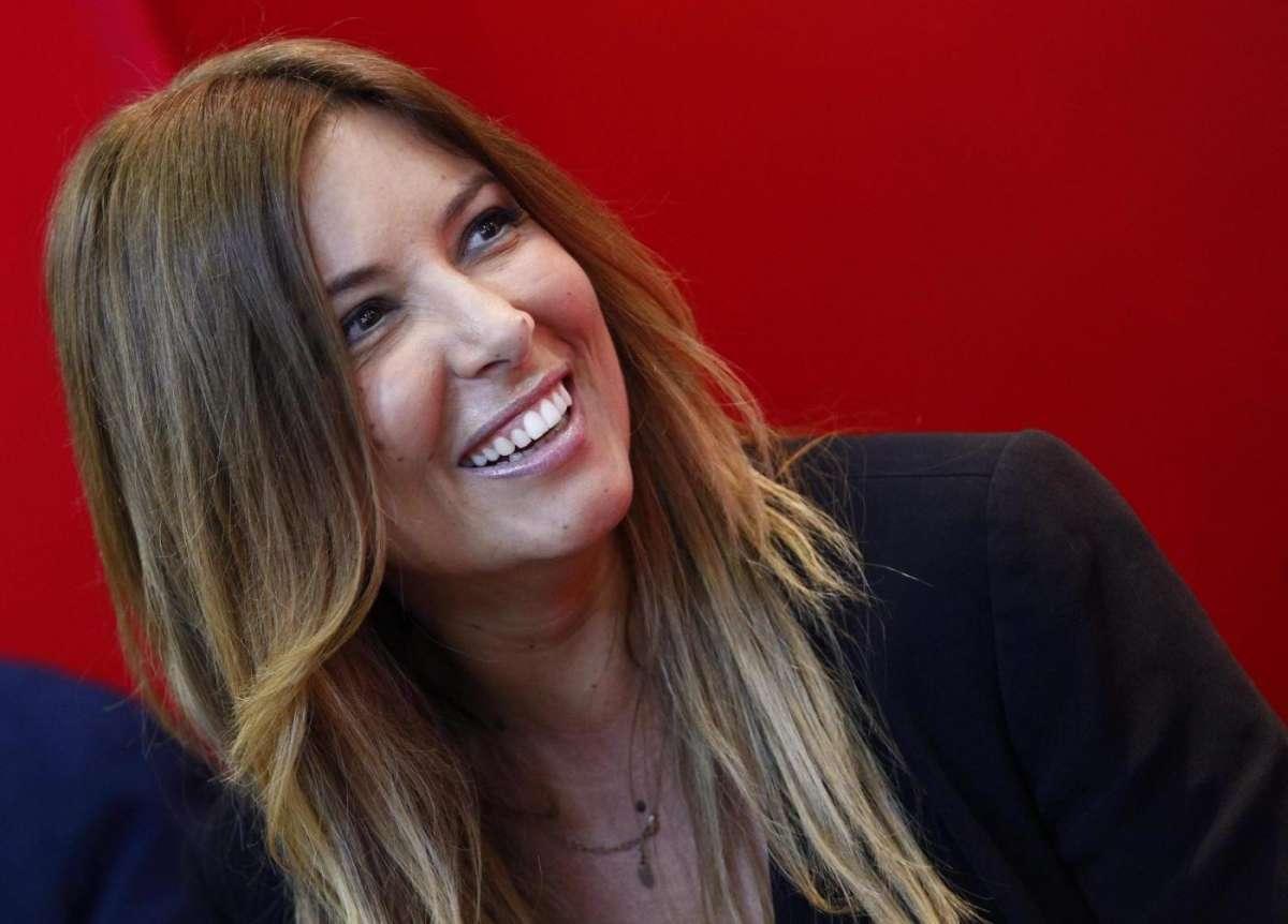 Selvaggia Lucarelli in un'intervista: 'Fidanzati? Sono stata con Andrea Scanzi'
