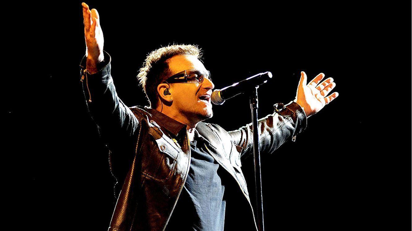 MTV EMA 2014 performer U2