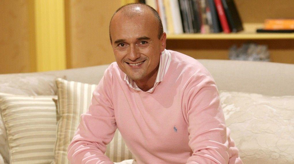 Alfonso Signorini: 'La leucemia è stata un dono. Fedez? Pensavo fosse un detersivo'
