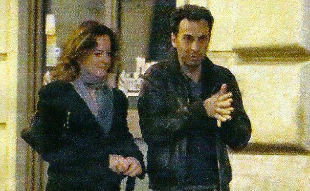Chiara Giordano e Dino Santoro