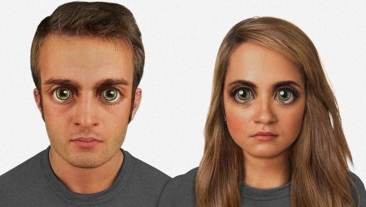 Come sarà l'uomo nel futuro? Il ritratto di un essere umano tra 100mila anni